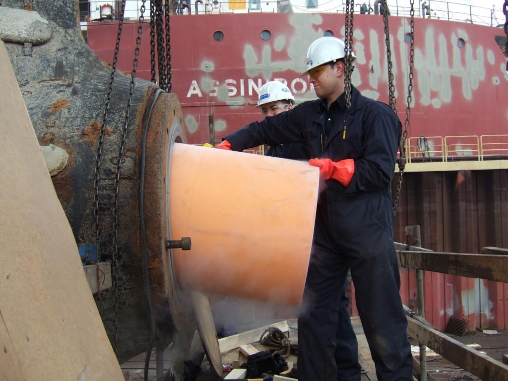 shaft Bearing Thordon