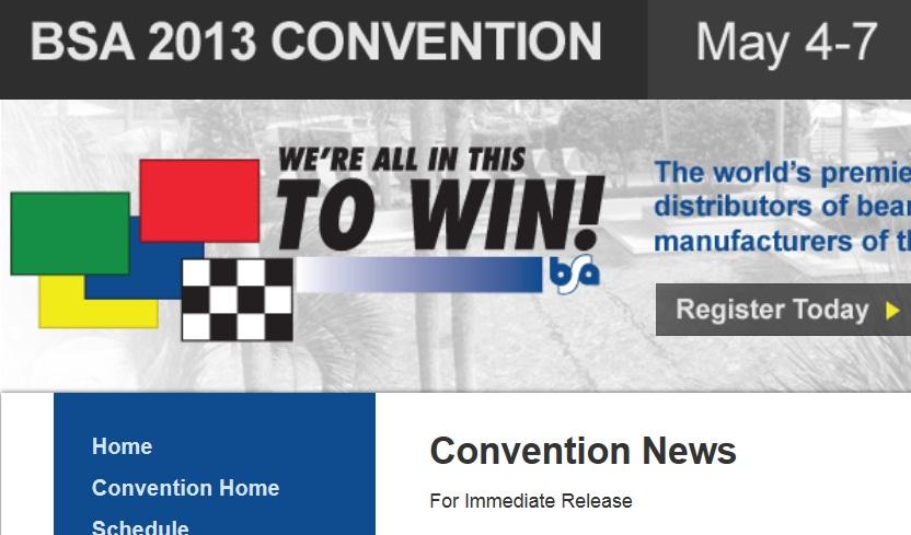 BSA Convention