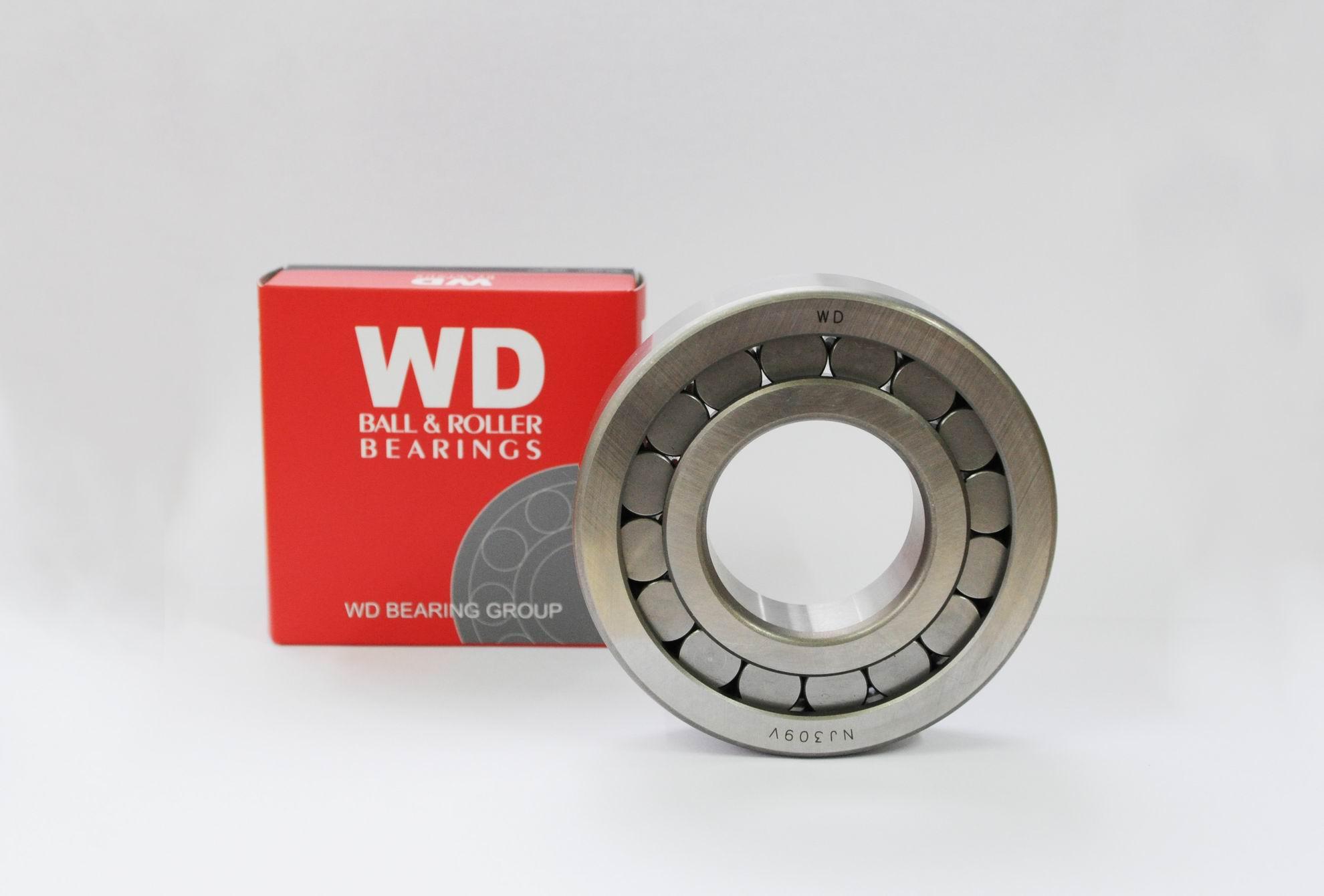 Precision Cylindrical Roller Bearings NJ309V